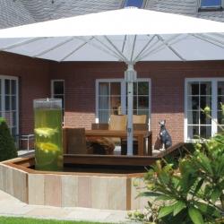 patio umbrella heavy duty 20 feet